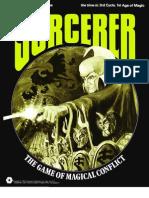 22637542 Sorcerer the Game of Magical Conflict SPI