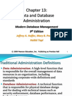4 Data and Database Administration Part1