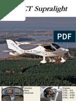 Aircraft CT Supralight2012