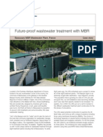 Futureproof Wastewater Treatment