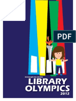 Invercargill Library Olympics