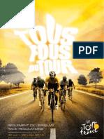 Tour de France reglement