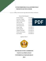 76402533 Upaya Industri Perbenihan Dalam Pemenuhan Prinsip Enam Tepat Benih
