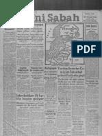 Yeni Sabah Mayıs 1941 - I