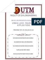Urban Lake - Roles & Applications