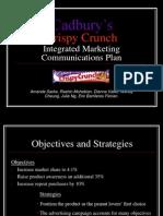 Crispy Crunch Integrated Marketing Communications Plan3148