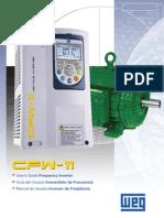 WEG Cfw 11 a Users Guide 10000063093 Manual English