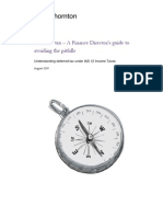 Deferred Tax - A Finance Director's Guide