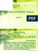 Imc Advertising Tools