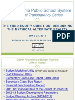 GPPSS Financial Transparency Series_Fund Equity Alternate Reality