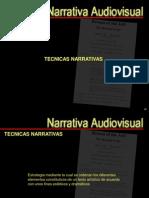Tecnicas narrativas