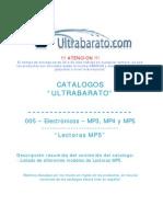 005 - Mp3 Mp4 Mp5 - Lectores Mp5 - Ut