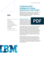 Ibm Openpages Compliance Performance