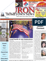 Huron Hometown News - June 28, 2012