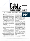 AC Bible Corr Course Lesson 13 (1958)