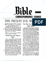 AC Bible Corr Course Lesson 21 (1959)