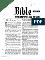 AC Bible Corr Course Lesson 27 (1961)