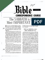 AC Bible Corr Course Lesson 28 (1961)
