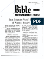 AC Bible Corr Course Lesson 29 (1963)