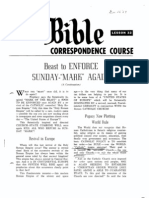 AC Bible Corr Course Lesson 32 (1963)