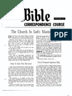 AC Bible Corr Course Lesson 35 (1964)
