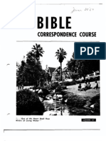 AC Bible Corr Course Lesson 47 (1967)