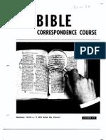 AC Bible Corr Course Lesson 49 (1967)