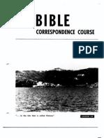 AC Bible Corr Course Lesson 50 (1968)