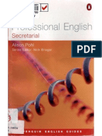 19500396 Test Your Professional English Secretarial Alison Pohl Pearson 2002