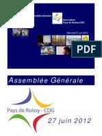 Presentation AG2012