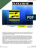 YSUUSYs NiCd Battery Repair