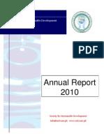SSD Annual Report 2010