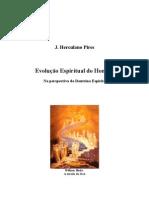 12 - Herculano Pires - Evolução Espiritual do Homem