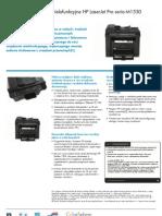 Broszurka Produktu Laserjet Pro m1536dnf Ce538a 20120306134005