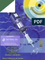 CEG Motores electricos