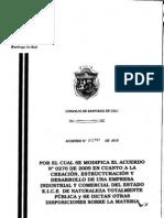 06.25 2010 GIRASOL y Concejo de Cali Acuerdo 291