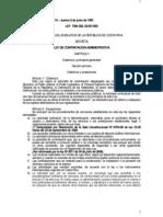 Ley de Contratación Administrativa de la República de Costa Rica