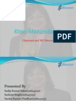 40169680 Kiran Mazumdar Shaw Leader