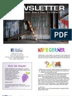 Newsletter 2nd Qrtr 2012 - Web
