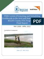 End of Kilifi PRRO 10666 Report