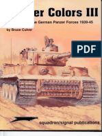 6253 Panzer Colors 3 Markings of the German Panzer Forces 1939-45