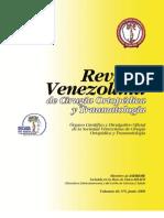 Revista SVCOT Vol. 40-1. 2008