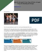 """Newsletter """" Tipi di Piede e Scarpe adatte"""""""