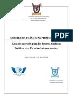 Dossier Practicas Laborales