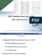 130 Linux Install SEA