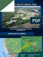 Gas Natural - Descripcion Del Proyecto Camisea Alumnos