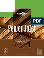 PowerJoist Userguide Usa
