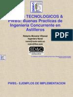 GT & PWBS_ejemplos de Implementacion