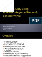 18653597 Ram Border Security Using Wireless Integrated Network Sensor Seminar Ppt