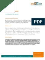 Licenciatura en Contaduria y Finanzas